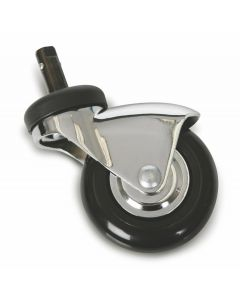 Quick-Release Caster for Six Leg Heavy Duty IV Pole
