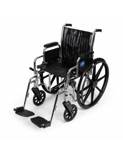 Excel Wheelchair with Swing-Away Footrests