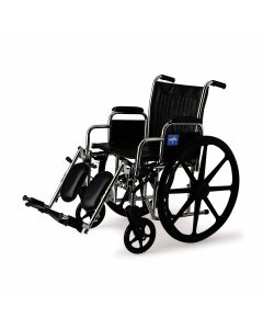 Excel Wheelchair with Elevating Leg Rests