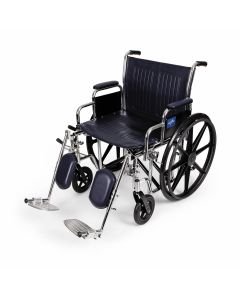 Excel Wheelchair with Elevating Footrests