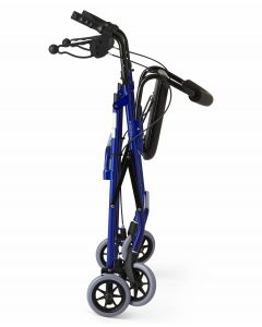 Deluxe Curved Back Rollator