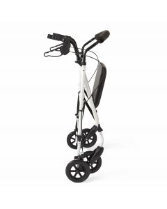 Luxe Rollator with 7in Wheels