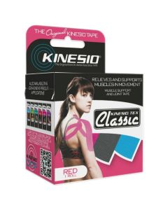 Kinesio Tex Classic Tapes, 2in x 4.37yd., Red