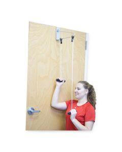 Overdoor Pulley Exerciser Set 1Ct