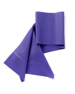 Exercise Resistance Bands 25-YD ROLL PLUM X-HVY