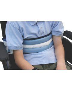 Medline Safety-Soft Wheelchair Security Seat Belt 1Ct