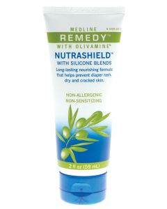 Remedy Olivamine Nutrashield Skin Protectant Cream, 2oz