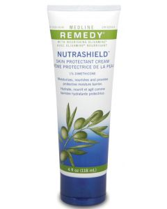 Remedy Olivamine Nutrashield Skin Care Guard Protectant, Unscented, 4 oz. Tube
