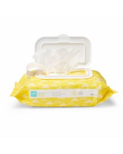 Hypoallergenic Scented Baby Wipes PLUS