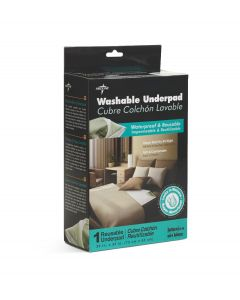 Medline Twill Cover Reusable Underpad 30x34 1Ct