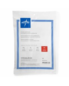 Medline Mesh Underpants 3XL 50 Count