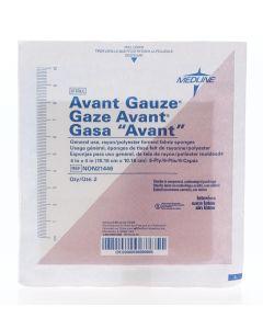 "Avant Gauze St Nonwoven Sponge 6ply 4""x4"" 50 Count"