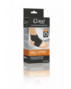 Curad Figure Eight Elastic Ankle Wrap