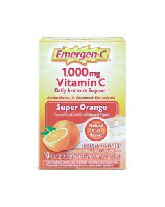 Emergen-C Vitamin C Drink Mix 1000mg 10Ct