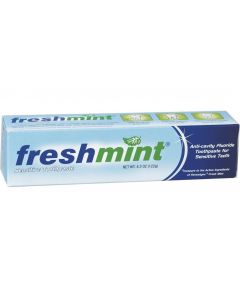 Fresh Mint Sensitive Teeth Toothpaste 4.3oz 1 Count OTC14043 by Medline