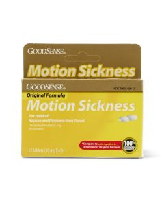 Motion Sickness Dimenhydrinate 50 mg