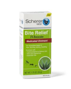 MyDerm Bite Relief Benzocaine Ointment 1.75oz 1 Count