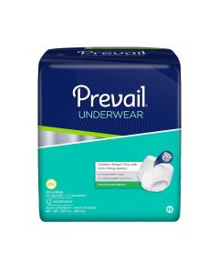 Prevail Max Absorbency Disposable Underwear 2XL 48Ct