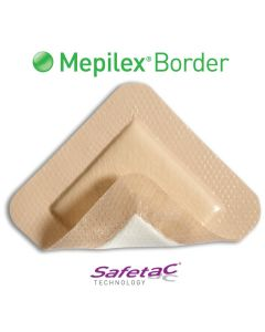 Mepilex Self-Adherent Foam Border Dressings