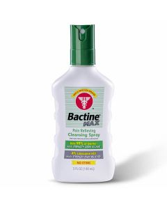 Bactine Max Pain Relieving Cleansing Spray 5oz. 1Ct EMO81115H by Medline