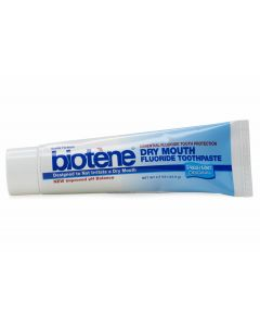 Biotene Dry Mouth Fluoride Toothpaste 4.3oz 1 Count MDS096085AH by Medline