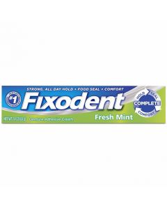 Fixodent Denture Adhesive Cream 2.4oz 1Ct O-T660300422H by Medline