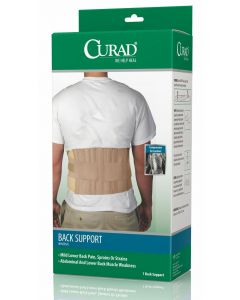 CURAD Universal Back Support Retail Pkg 1Ct ORT22000DHH by Medline
