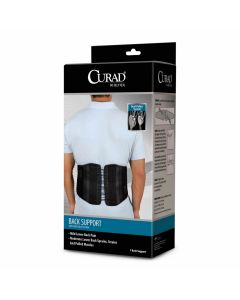 Curad Back Support w/Dual-Pulley System