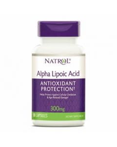 Alpha Lipoic Acid Supplement 300 mg 50 Count