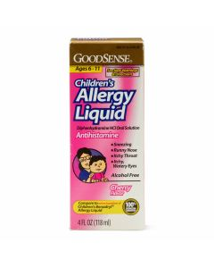 Diphenhydramine Oral Antihistamine Allergy Relief