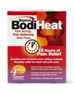 BodiHeat Pain Patch