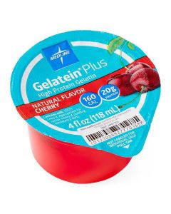 Active Gelatein Plus Cherry Flavor, 4oz