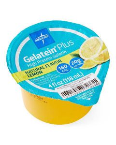 Active Gelatein Plus Lemon Flavor, 4oz
