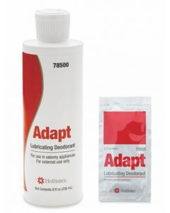 Adapt Lubricating Deodorant, 0.27oz