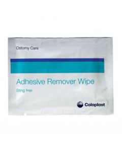 Ostomy Care Adhesive Remover Wipes