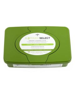 Aloetouch SELECT Premium Wipes, 8x 12in, Scented, 48 CountTub, Case of 12