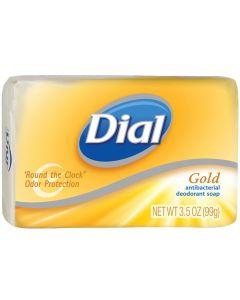 Dial Gold Antibacterial Deodorant Bar Soap 3.5oz 1Ct