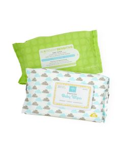 Hypoallergenic Fragrance-Free Baby Wipes