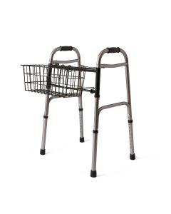 Medline Basket Accessory for 2-Button Walker 1 Count