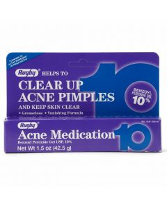 Benzoyl Peroxide Acne Medication Gel 1.5oz 1Ct OTC105656 by Medline