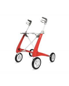 Carbon Ultralight, Compact Seat, Red