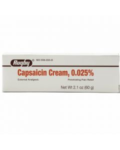 Capsaicin Analgesic Pain Relief Cream