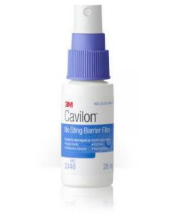 Cavilon No-Sting Film Barrier by 3M Healthcare