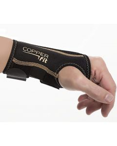 Copper Fit Compression Wrist Sleeve S 1Ct CFCPWRSLS6 by Cooper Fit