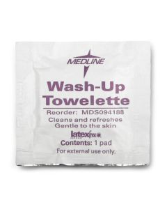 Wash-Up Towelettes