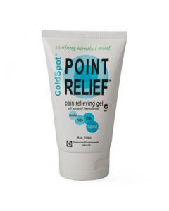 Point Relief ColdSpot Pain Relief Gel 4oz Tube 1Ct