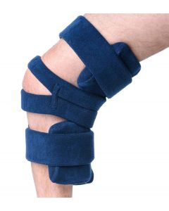 ComfySplints Spring-Loaded Goniometer Knee Orthosis 1Ct