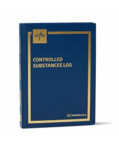 Controlled Substances Log Book