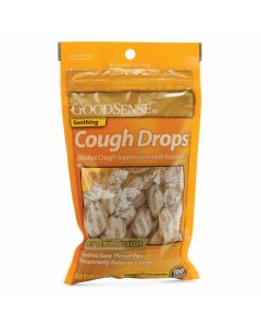 GoodSense Cough Drops 7.5mg Menthol Honey Lemon 30Ct
