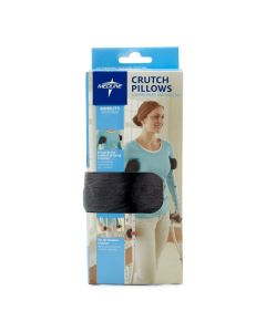 Medline Foam Crutch Grip/ Underam Pillow 2 Count